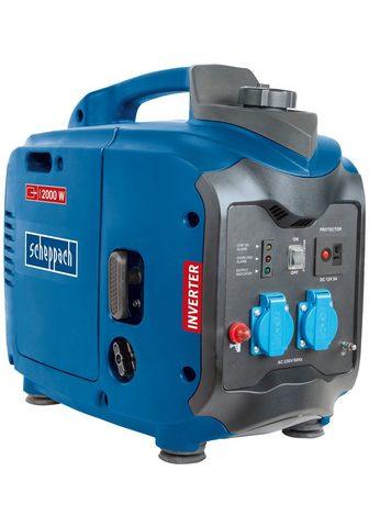 Scheppach Stromerzeuger »SG2000« 2 in kW