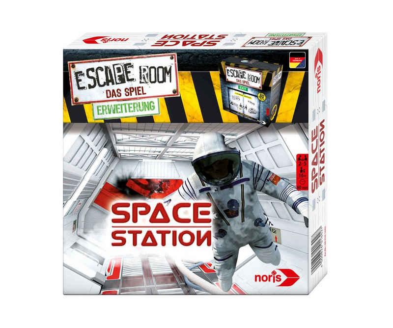 Noris Spiel, Familienspiel »Escape Room Space Station,4.Erweiterung«