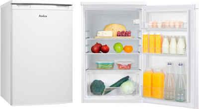 Amica Vollraumkühlschrank VKS 351 140 W, 84,5 cm hoch, 50,1 cm breit