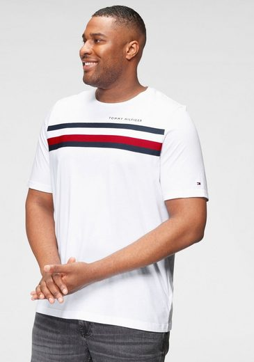 Tommy Hilfiger Big & Tall T-Shirt »BT-GLOBAL STRIPE TEE«