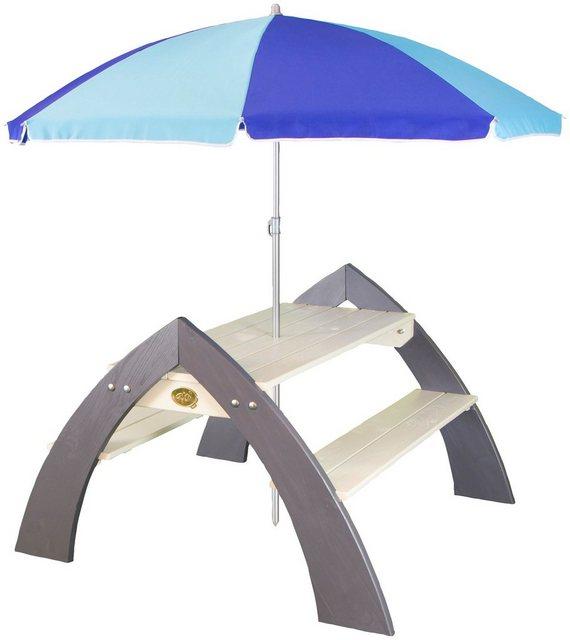 AXI Kinderpicknicktisch »Kylo XL«, BxLxH: 119x108x75 cm | Baumarkt > Camping und Zubehör > Weiteres-Campingzubehör | AXI