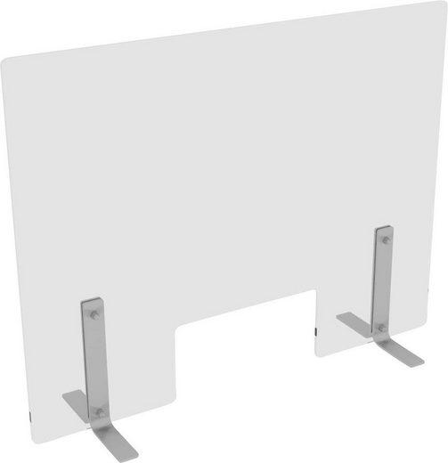Levira Home Schutzwand »3085«, Breite 70 cm
