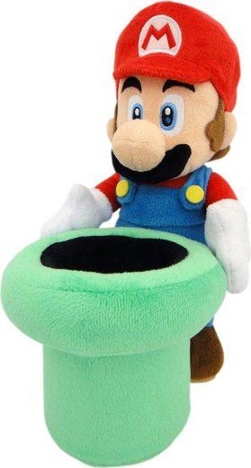 Nintendo Plüschfigur »Mario mit Rohr«