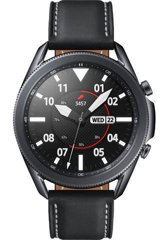 Samsung Galaxy Watch3 Edelstahl 45 mm Bluetoot...