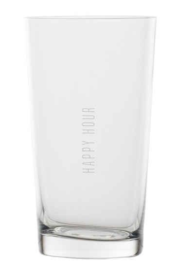 """Räder Design Glas »WASSERGLAS """"HAPPY HOUR""""«"""