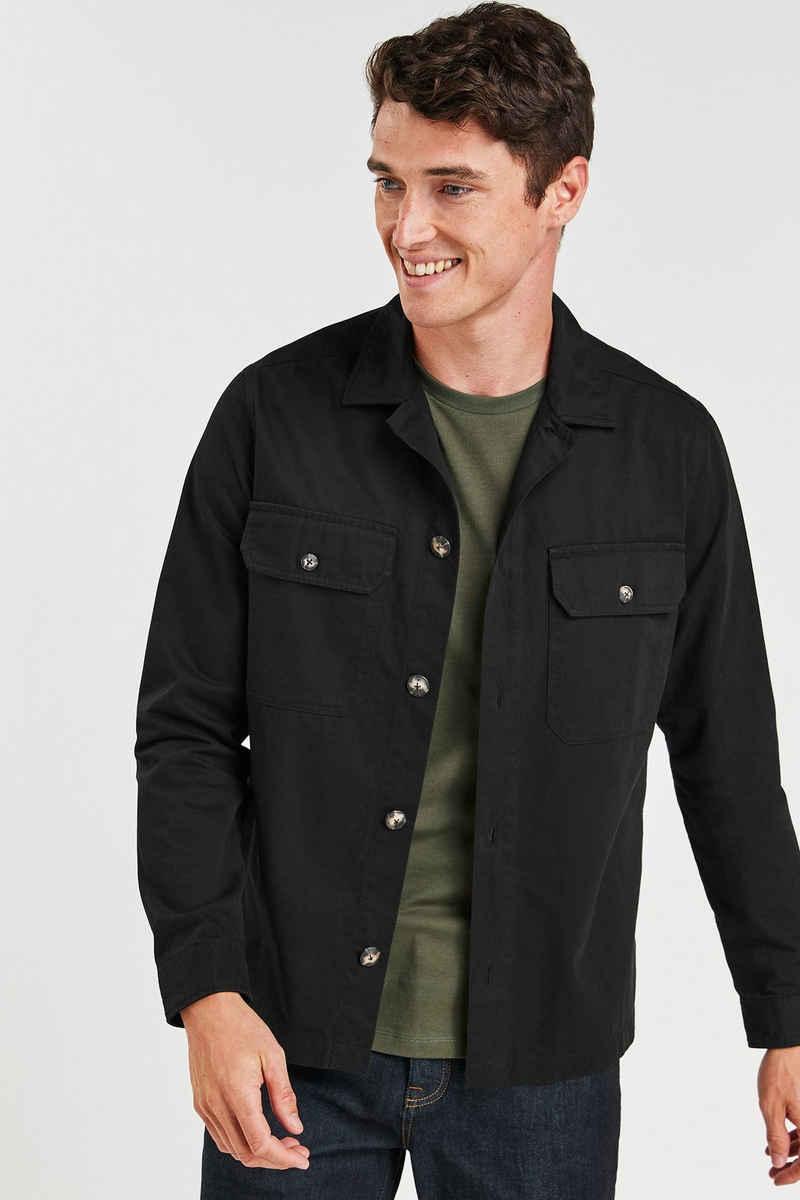 Next Outdoorhemd »Hemdjacke mit zwei Taschen« (1-tlg)