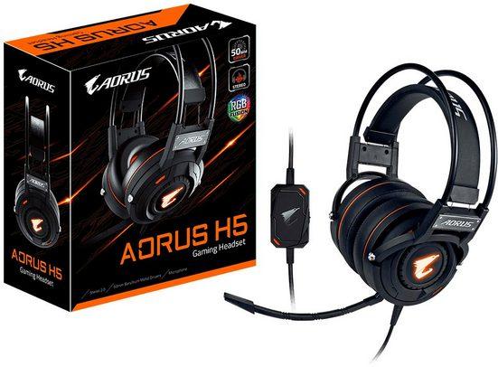 Gigabyte Gaming-Headset