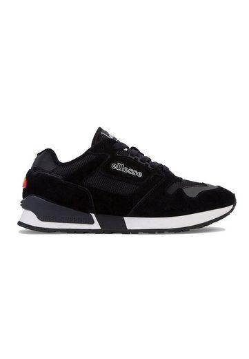 Ellesse »Ellesse Sneaker Herren 147 SUED AM 6-13538 Blk Wht Schwarz« Sneaker