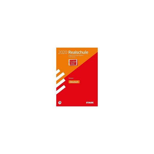 Stark Verlag Realschule 2020 - Deutsch - Hessen, Ausgabe mit ActiveBook