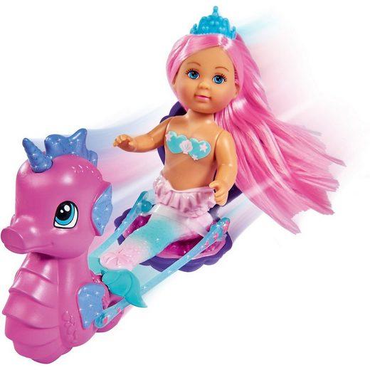 SIMBA Anziehpuppe »Evi LOVE Mermaid Carriage«