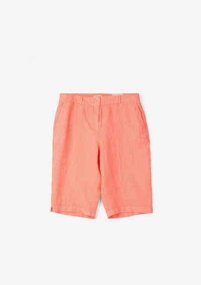 TRIANGLE Shorts »Regular Fit: Bermuda aus Leinen« (1-tlg)