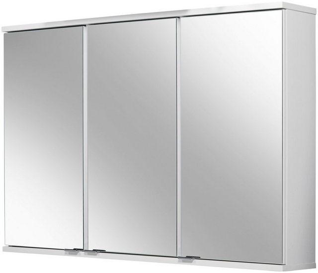 FACKELMANN Spiegelschrank »Lavella und Rondo«| Breite 100|5 cm| mit Sofclose-Türen | Bad > Badmöbel > Spiegelschränke fürs Bad | Fackelmann