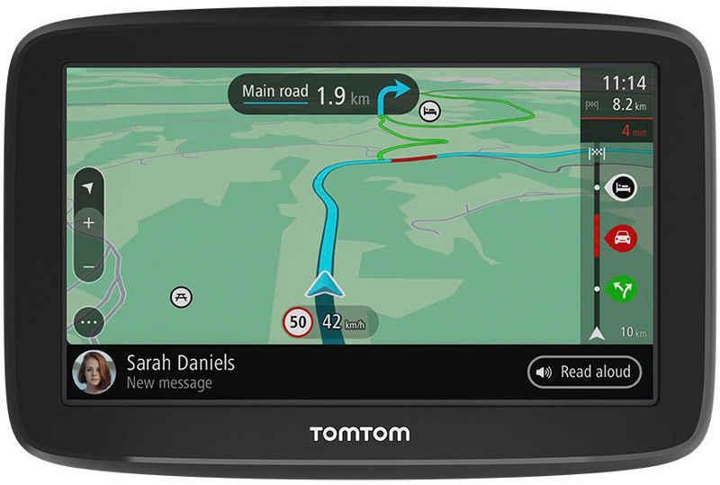 "TomTom »GO Classic 5""« PKW-Navigationsgerät (Europa (48 Länder), Karten-Updates)"