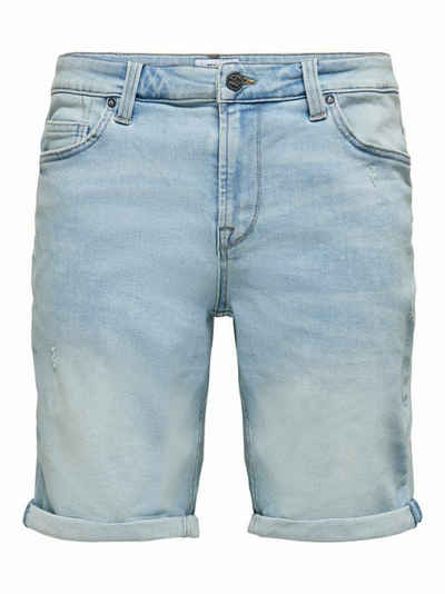 ONLY & SONS Jeansshorts