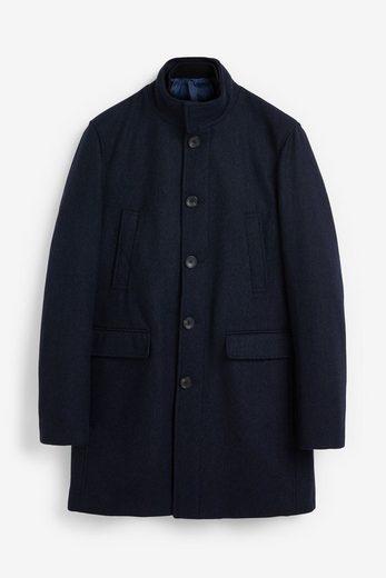 Next Wollmantel »Mantel mit Stehkragen« (1-tlg)