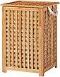 WELLTIME Wäschekorb »Bambus«, Wäschebox, 40 cm breit, Bild 1