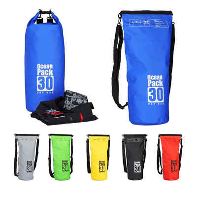 relaxdays Drybag »Ocean Pack 30L wasserdicht«