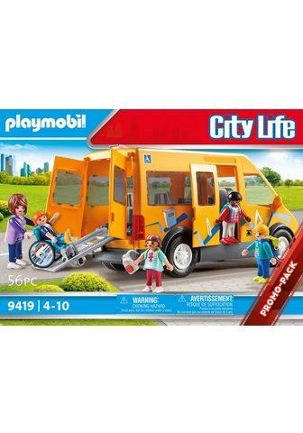 Playmobil ® Konstruktions-Spielset »Schulbus (94...