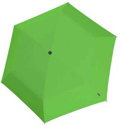 Knirps® Taschenregenschirm »Knirps U.200 Ultra Light Duo Green«