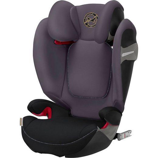 Cybex Autokindersitz »Auto-Kindersitz Solution S-Fix, Gold-Line, Premium«