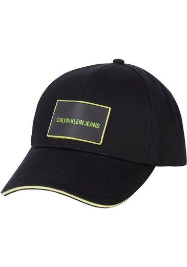 Calvin Klein Jeans Baseball Cap PATCH CAP