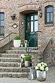 Fink Übertopf »TULIP, silberfarben« (1 Stück), dekorativer Blumentopf, handgefertigt, aus Keramik, glänzend, verschiedene Durchmesser erhältlich, Vase, Wohnzimmer, Bild 5