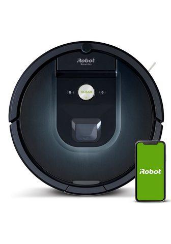 iRobot Saugroboter Roomba 981 su 10-facher Sa...