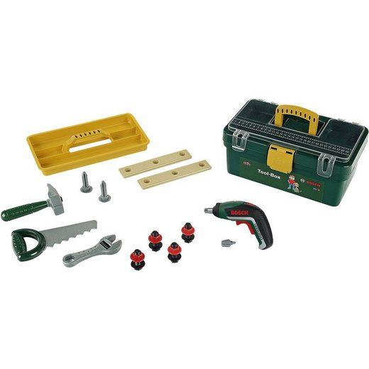 Klein Spielwerkzeugkoffer »klein Werkzeugbox mit Ixolino II und Zubehör«