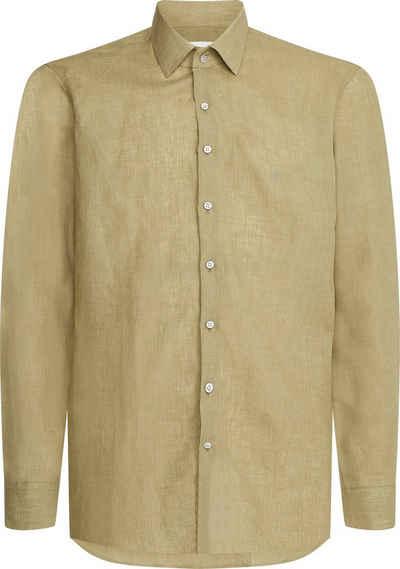 Calvin Klein Leinenhemd »LINEN SOLID SLIM SHIRT«
