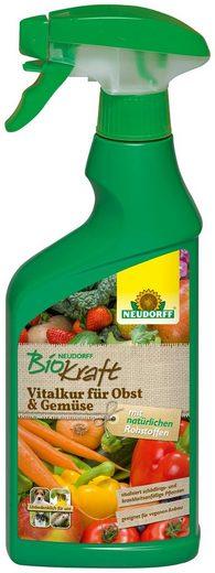 NEUDORFF Pflanzenstärkungsmittel »BK Vitalkur für Obst & Gemüse«, 500 ml