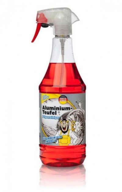 Felgenbürste »Aluminium-Teufel 1 l mit Sprühkopf zur Felgenreinigung«, TUGA Chemie, (1-tlg)