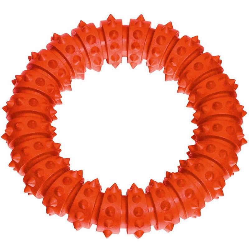 Karlie Wasserspielzeug »Zahnpflege Schwimmring - Hundespielzeug«, Gummi, (1-tlg) Zahnpflegend