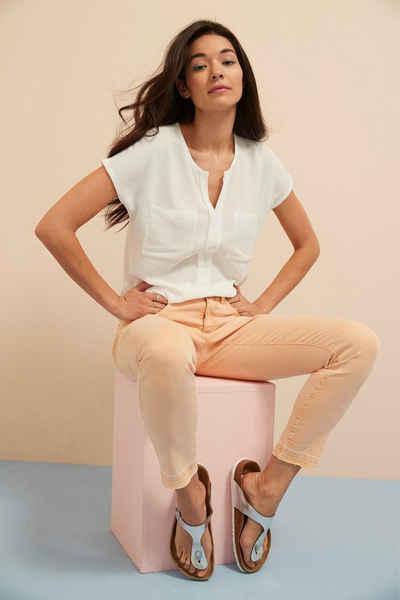 OPUS Skinny-fit-Jeans »Elma Colored« in schöner Washed-Optik