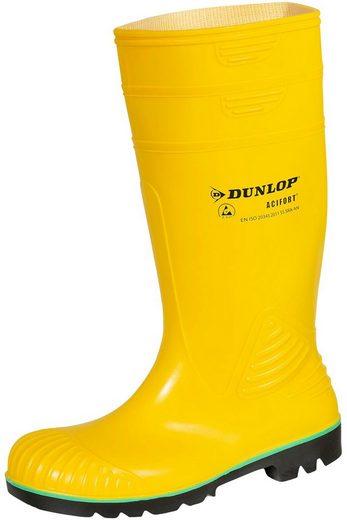 Dunlop »Acifort Heavy Duty« Sicherheitsstiefel Sicherheitsklasse S5
