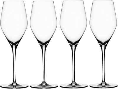 SPIEGELAU Gläser-Set »Prosecco«, Kristallglas, 4-teilig