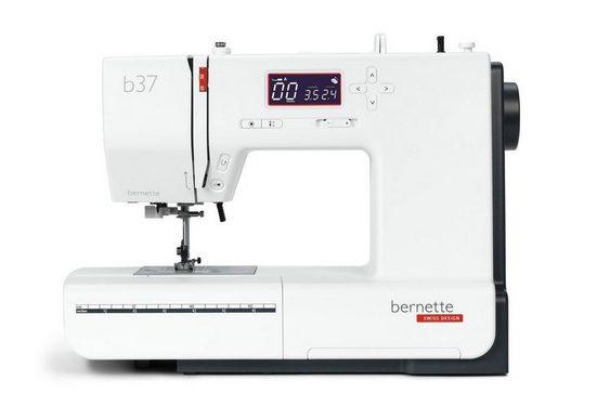 Bernette Nähmaschine Computer-Nähmaschine b37, 49 Programme