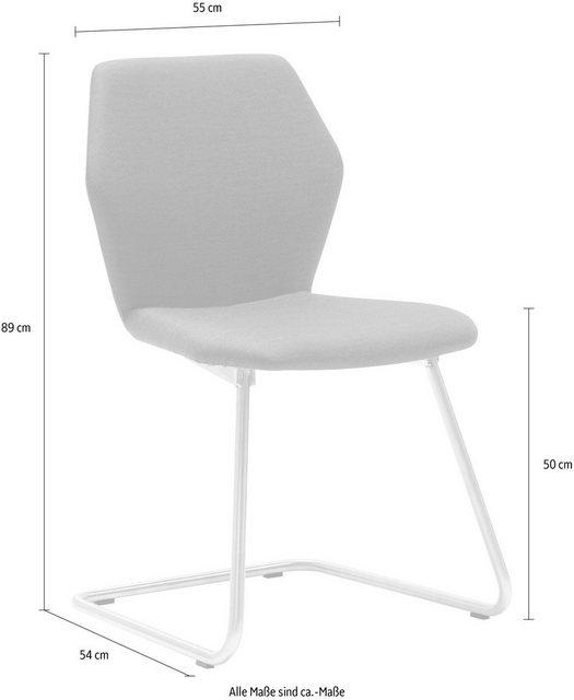 Stühle und Bänke - SCHÖNER WOHNEN Kollektion Esszimmerstuhl »HONEY«, inkl. 4er Set Filzgleiter  - Onlineshop OTTO