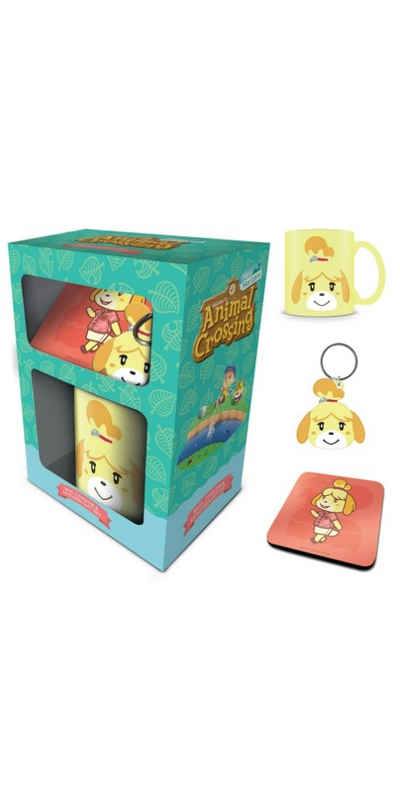PYRAMID Tasse »Animal Crossing Melinda Geschenkset«, 3-teilig