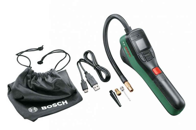 BOSCH Luftpumpe »Elektrische Pumpe BOSCH EasyPump 3,6V, 3,0Ah, 10,3«
