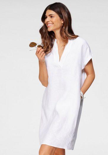 seidensticker Blusenkleid aus Leinen