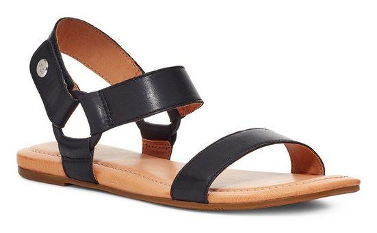 UGG »Rynell« Sandale mit Logo Emblem