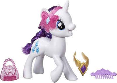 Hasbro Merchandise-Figuren »My Little Pony Geschichtenerzähler Rarity Weiss«, (1-tlg)