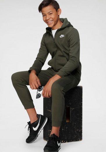 Nike Sportswear Jogginganzug »BOYS TRACKSUIT CORE FLEECE« (Set, 2-tlg)