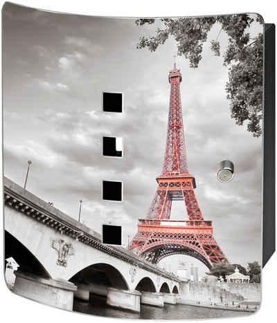 Burg Wächter Schlüsselkasten »6204/10 Ni Tour Eiffel«, für 10 Schlüssel