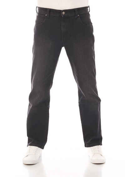 Wrangler Straight-Jeans »Texas Stretch« mit Stretch