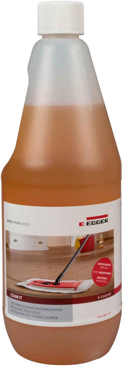 EGGER »Clean-it« Bodenpflegemittel, 1 Liter Bodenreiniger Konzentrat