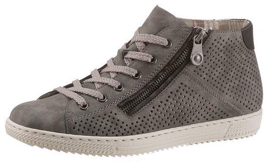 Rieker Sneaker mit Reißverschluss
