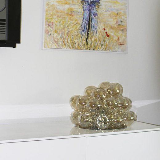 By Rydens Tischleuchte »By Rydens Glas Gross Ø 38cm Amber«