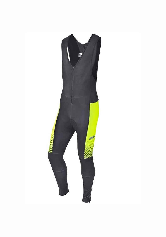 prolog cycling wear Radhose mit Spritzwasserschutz und Sitzpolster
