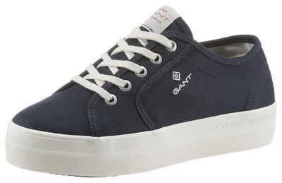 Gant Footwear »Leisha« Plateausneaker mit Plateausohle